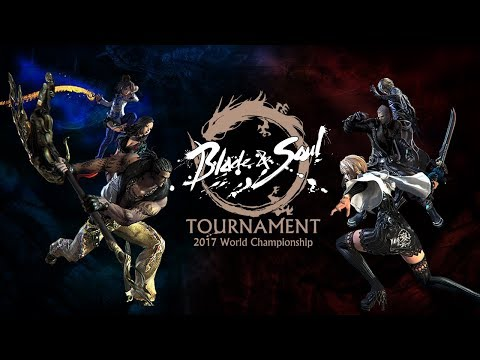 Blade and Soul Tournament 2017 World Championship Day 2