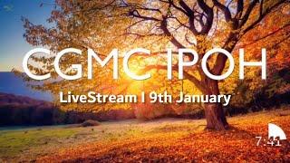 LiveStream - Saturday 9th January @ 8:00 pm