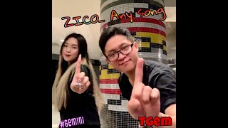 ZICO(지코) _ Any song(아무노래)| TGem Cover