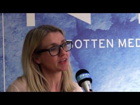 NMW - Jessica Bjurström vd för Sveriges Kommunikationsbyråer, KOMM