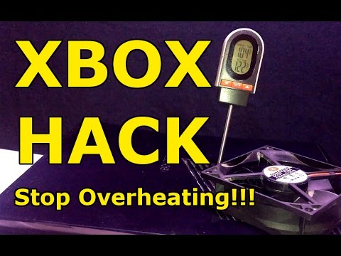How to stop Xbox 360 slim from overheating or freezing