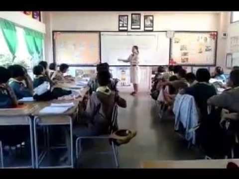 การสอนคณิตศาสตร์ เรื่องเงิน ชั้นป 4