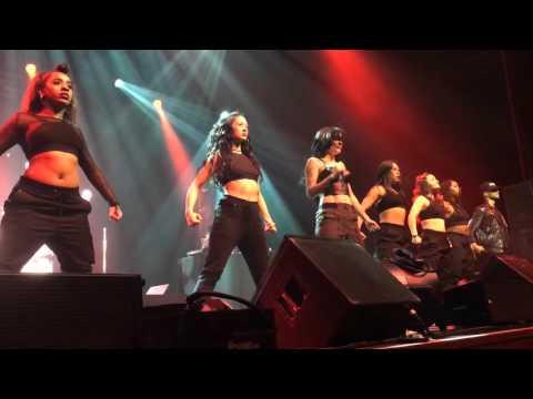 Kehlani - Did I (live at Tsunami Christmas Night 1)