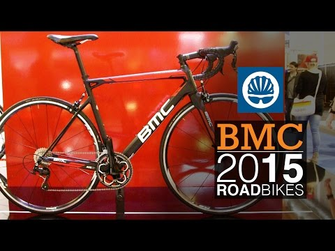 BMC 2015 Road Bike Range