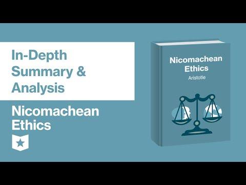 Nicomachean Ethics By Aristotle | In-Depth Summary & Analysis