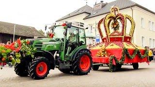 Erntedankumzug - Apfelfest Natz-Schabs 2013 - Festa della Mela…