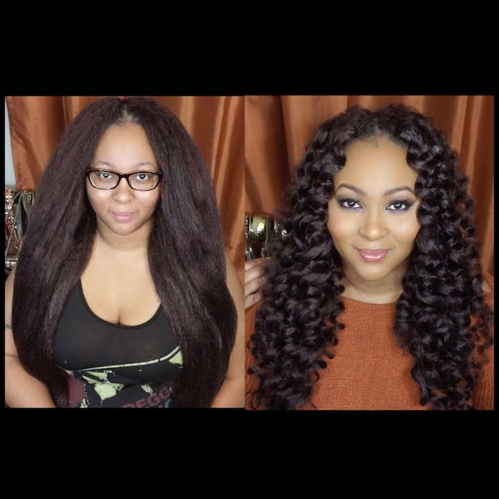 Crochet Braids Sensationnel African Collection Jamaican