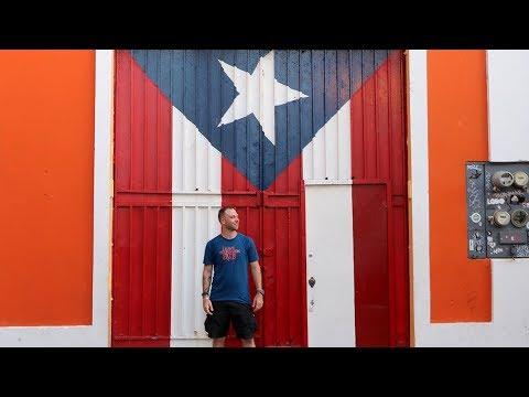 Old San Juan WALKING Tour + Puerto Rican SUSHI   San Juan, Puerto Rico