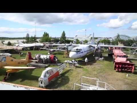 Soviet Planes in Riga, Latvia - Unravel Travel TV