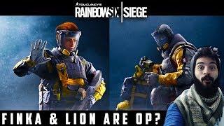 Rainbow Six Siege: Chimera Operators Full Gameplay Reaction |The Invasion Show|