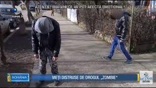 """Asta-i Romania (25.11.2018) - Vieti distruse de drogul """"Zombie""""! Partea 2"""