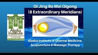 Qi Jing Ba Mai QiGong For Healing & Ascension