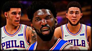 Rebuilding the 76ERS after LOSING... i saved The Process.