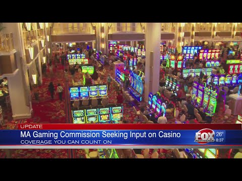 Gaming Commission Seeks Input On Bringing Casino To Southeastern Mass.