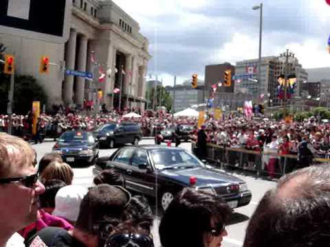 Queen Elizabeth and Canada