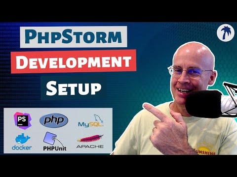 PhpStorm setup for PHP web development with Docker