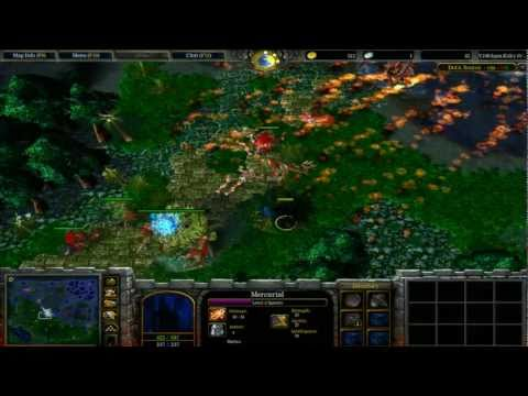 M5 Vs Virus @ ASUS Spring 2011 Semifinal Game 1 By V1lat