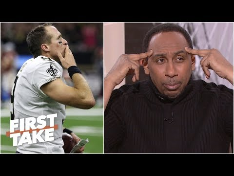 Saints won't overlook Eagles after 'painful' 2017 playoff loss – Stephen A. | First Take