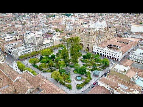 CUENCA-ECUADOR (The best city to visit)