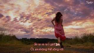 Baixar [HD Kara+Vietsub] Without You - Mariah Carey