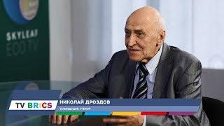 Телеведущий Николай Дроздов - о путешествиях, йоге и видеоблогах