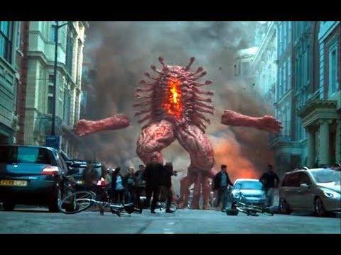 【白妹撩电影】地狱男爵拔出王者之剑,巨魔纷纷涌入人间,一部重口味魔幻大片