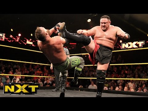 Eric Young vs. Samoa Joe: WWE NXT, May 4, 2016