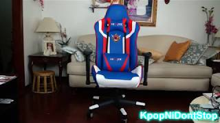 FICMAX GAMING CHAIR 1. MONTH REVIEW!! it only cost 174$