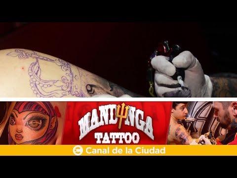 Visitamos el Tattoo Show, la convención de tatuajes mas grande de Argentina y más en Mandinga Tattoo
