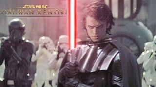 Star Wars Obi Wan Kenobi Teaser Trailer - Darth Vader Hayden Christensen Returns Breakdown