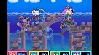 Tiny Toon Adventures: Wacky Sports Challenge (SNES)