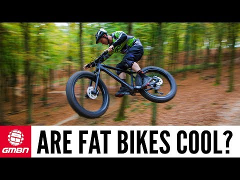 Are Fat Bikes Cool?