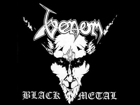 venom - black metal (with lyrics)