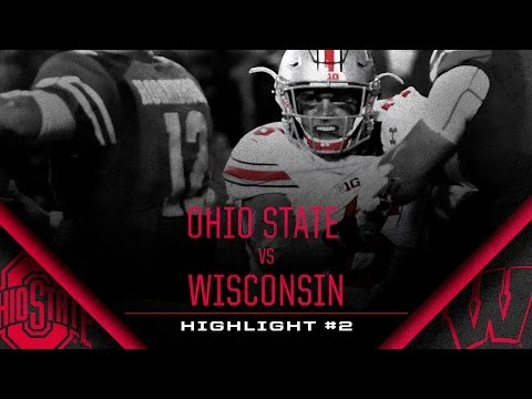 Ohio State Football: Wisconsin Highlight #2