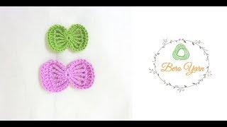 Gambar cover فيونكه كروشيه Crochet Bow