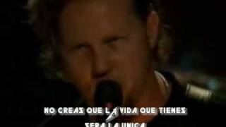 Sabbra Cadabra (subtitulada) live - Metallica