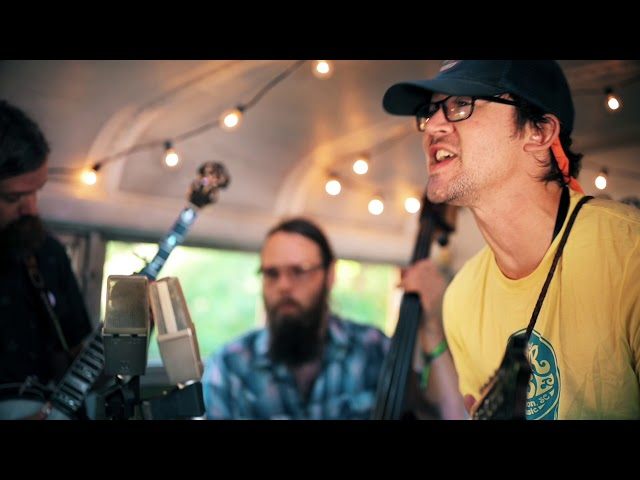 FloydFest Bus Stop Recording Sessions - Arkansauce