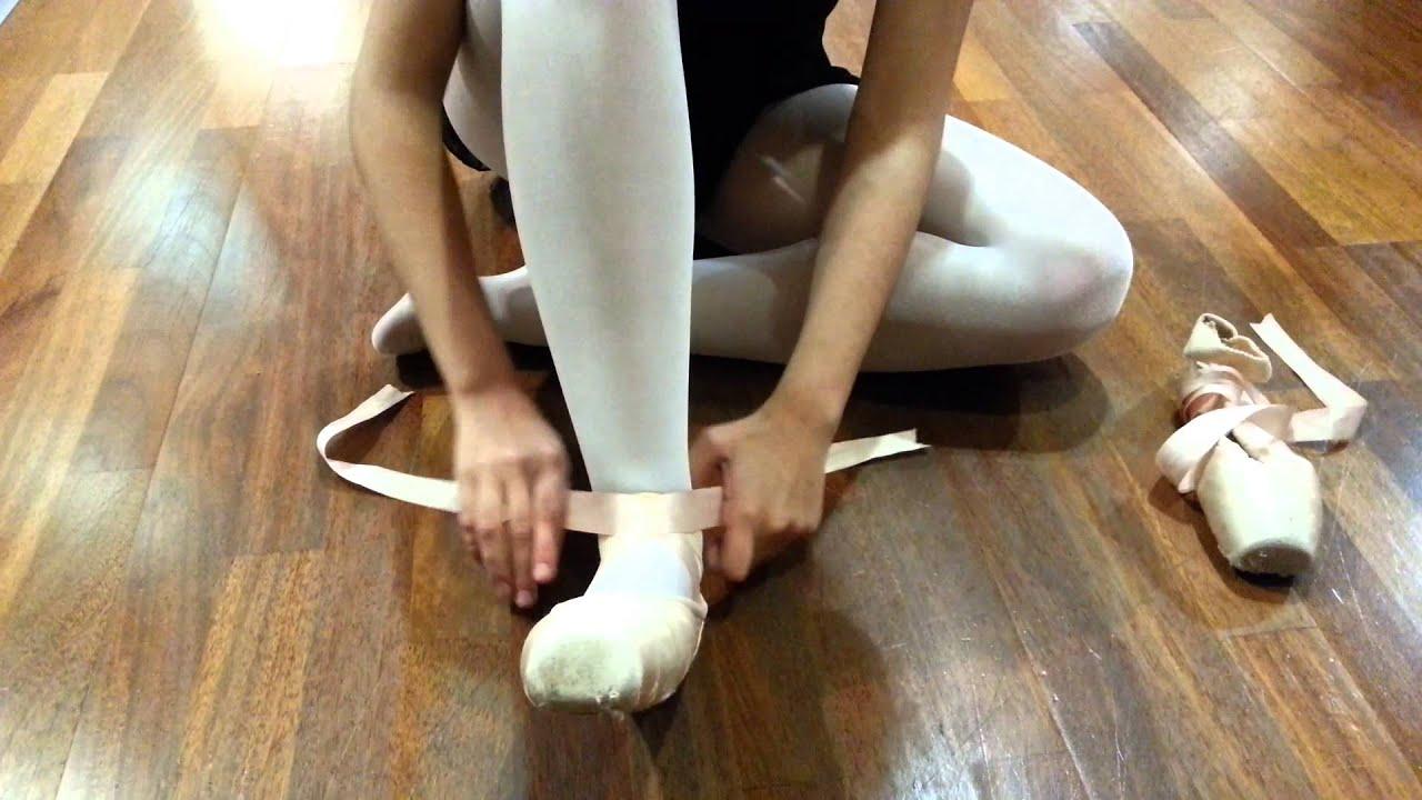 eb937c11ca Come allacciare le scarpette da punta