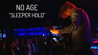 "No Age | ""Sleeper Hold"" 