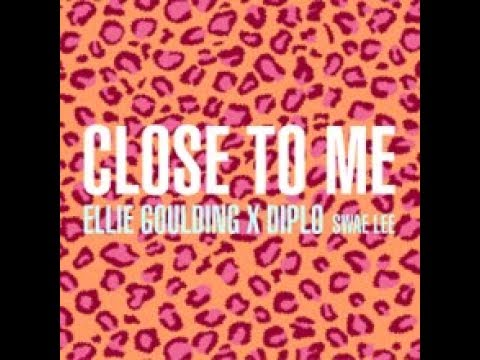 Ellie Goulding, Diplo, Swae Lee - Close To Me (Official Instrumental)