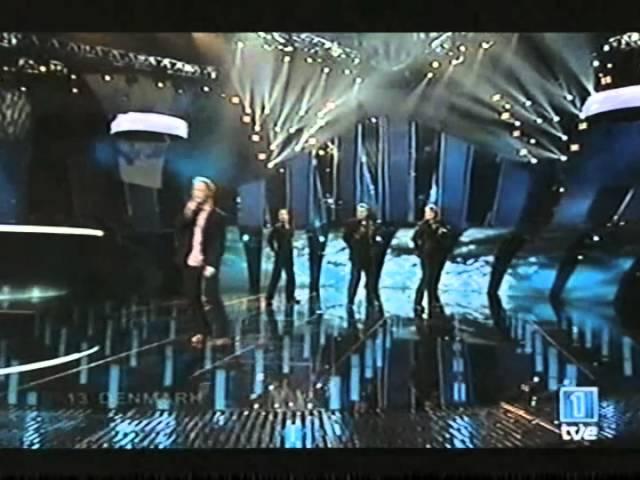 Eurovisión 2005 (Retransmisión TVE)