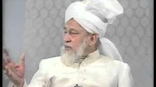 Liqa Ma'al Arab 10th September 1996 Question/Answer English/Arabic Islam Ahmadiyya