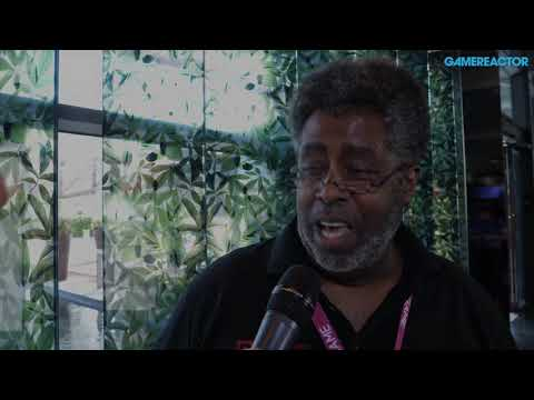 Cyberpunk 2077 - Mike Pondsmith interview with gamereactor.dk (GameLab 2017)