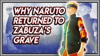 Why Naruto Returned To Zabuza And Haku's Graves Before Becoming Seventh Hokage!