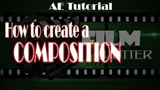 AE-Grundlagen: Tutorial 1 - erstellen einer Komposition (Visayan Sprache)