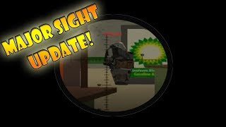Roblox Phantom Forces Major Sight update