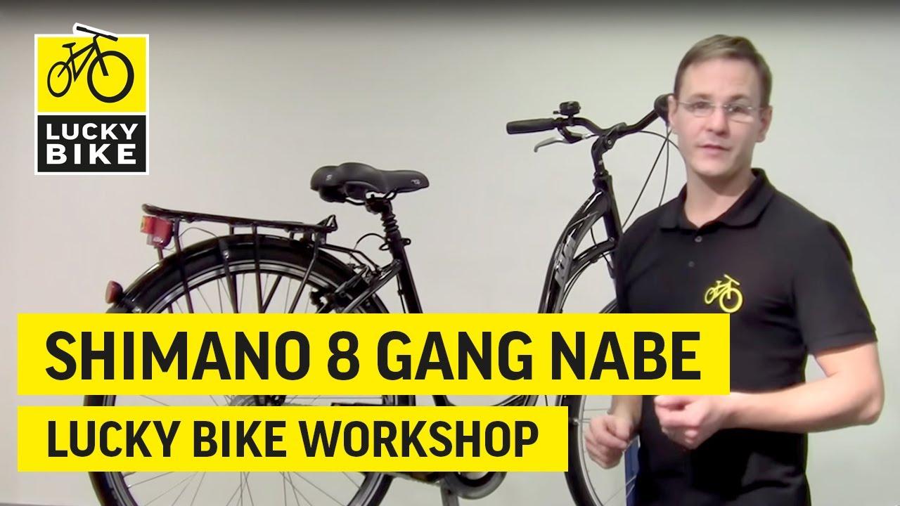 fahrrad 7 gangschaltung einstellen