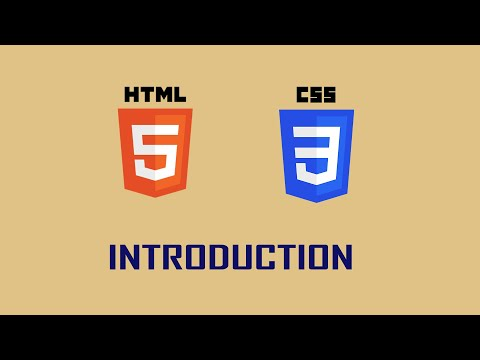 Html5 And Css3 Tutorial For Beginners 1   Introduction