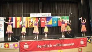 """Internationales Kinderfest """" 23 Nisan """" 2013 Wertheim - Leonida- Russischer Volkstanz-"""