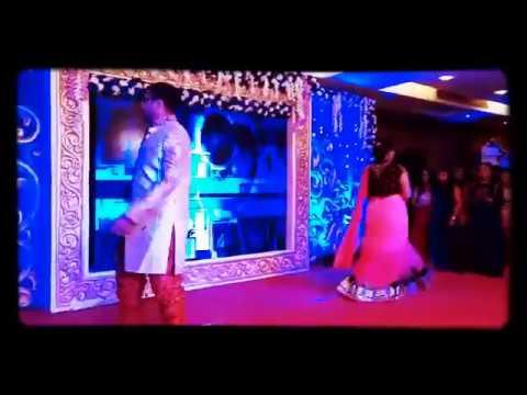 Ban ja tu meri Rani Dance   Tumhari Sulu  Performance 2017 (Sangeet Sandhya)